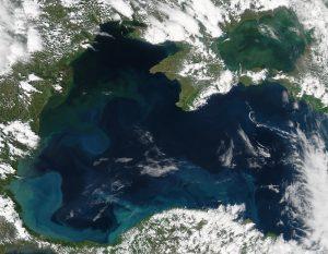 Черно море
