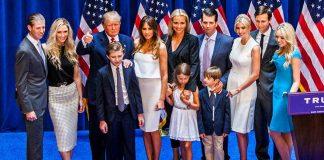Доналд Тръмп стана дядо
