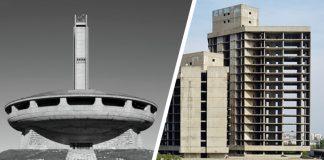сгради, изкуствени обекти