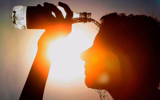 горещ летен ден