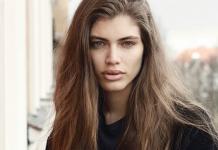 модел, Валентина Сампайо