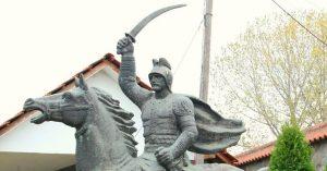 славяни, войници, герои