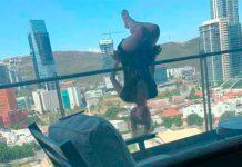 Мексиканска блогърка падна от шестия етаж