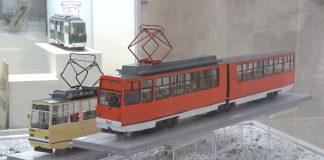 трамваи, макети