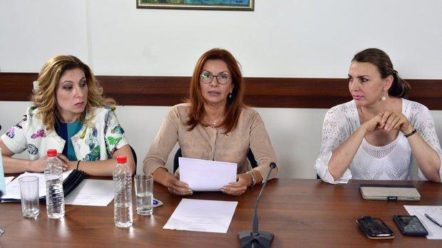 Бетина Жотева, Розита Еленова и София Владимирова