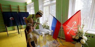 Русия, избори