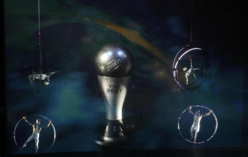 ФИФА, награди