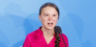 Грета Тунберг