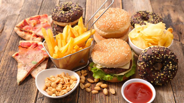 вредна храна, храна