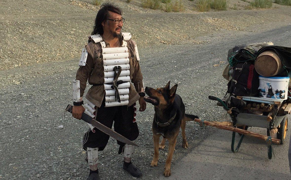 Сибирски шаман