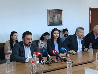 БНР, журналисти, протест, излъчване, Силвия Великова