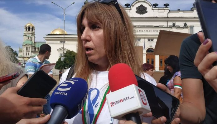 протести на медицинските сестри