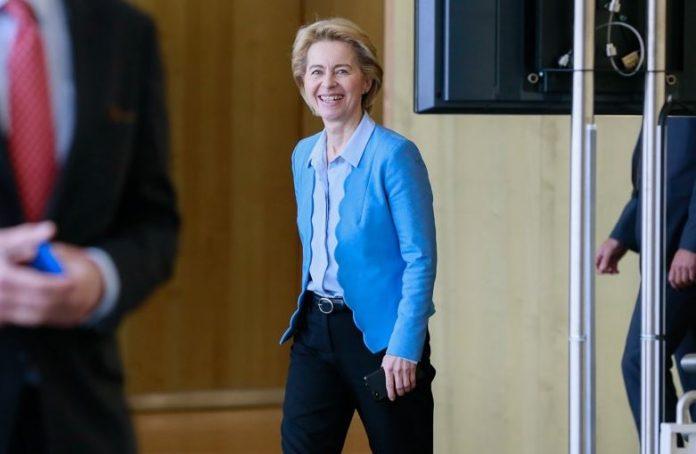 Урсура фон дер Лайен със стратегия за ваксината срещу коронавирус