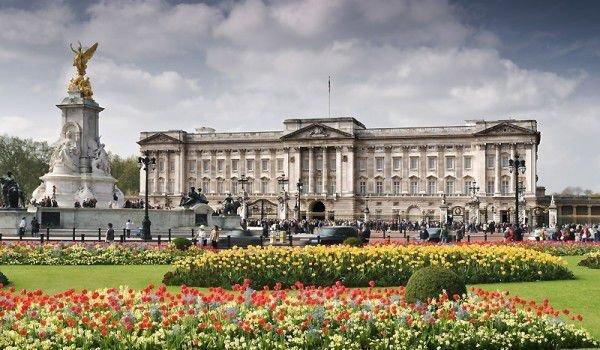 Бъкингамския дворец