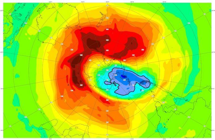 озонова дупка