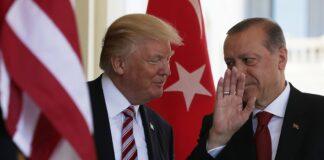 Доналд Тръмп и Реджеп Ердоган