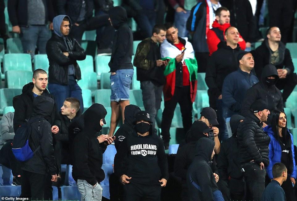 България, Англия, мач, разисъм