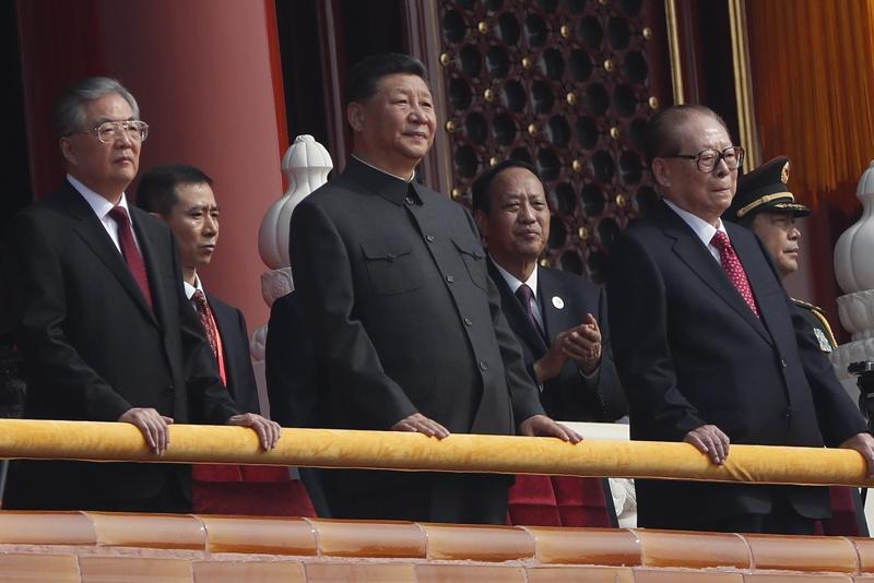 Китай, 70-та годишнина
