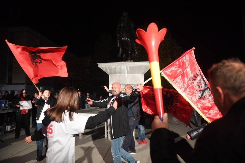 Косово, избори, Албин Курти