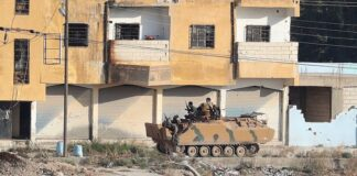 Турция, Сирия