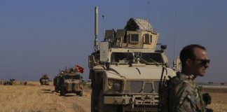 Турция, Сирия, кюрди