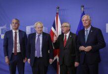 Брекзит, сделка