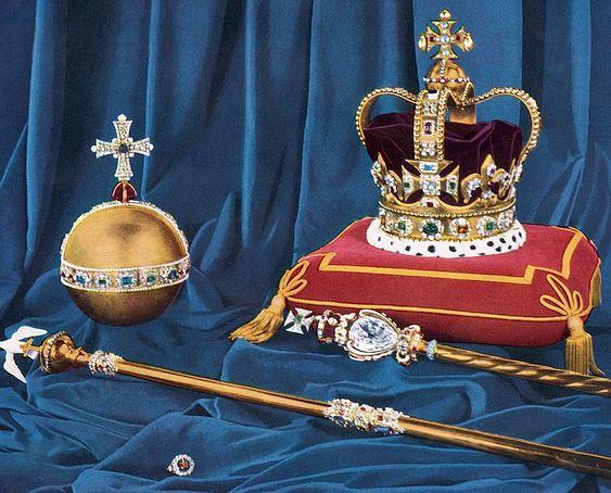 Британската корона