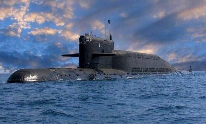 Рязан, подводница