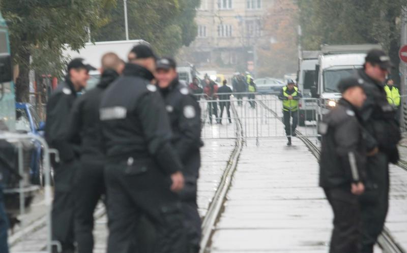 протест, ВСС