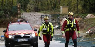 Франция, наводнение, лошо време