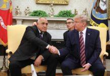 Бойко Борисов, Доналд Тръмп