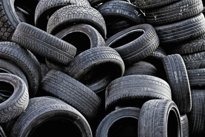 стари гуми