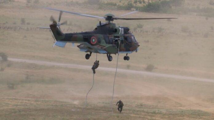 Сухопътни войски, хеликоптер