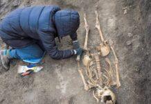 Еквадор, скелети