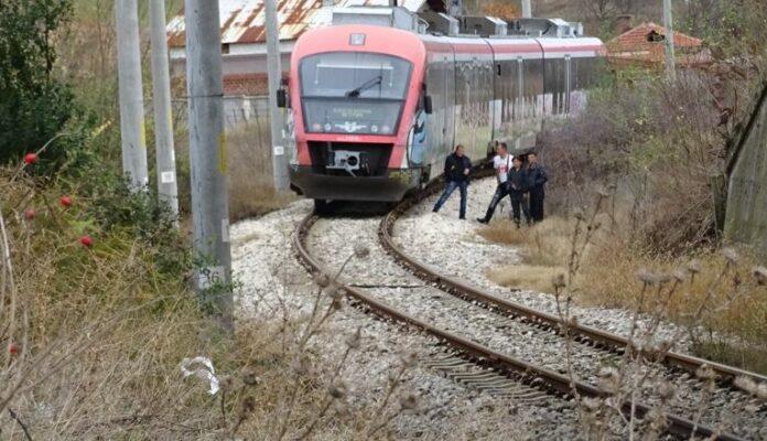 влак, катастрофа