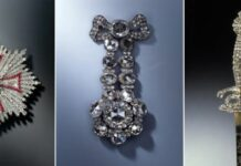 Дрезден, музей, диаманти