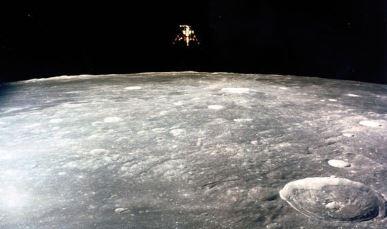 НЛО, Луна