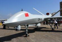 китайски дрон