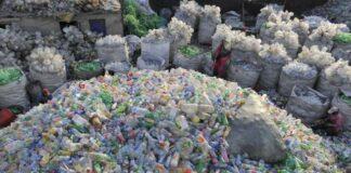 рециклиране, пластмаса