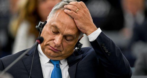 Виктор Орбан ЕНП