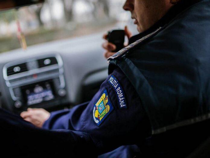 Румъния, полиция