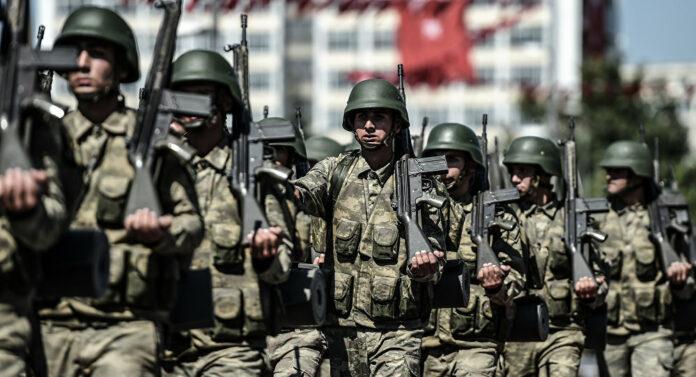 Турски войски