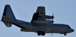 Чили, самолет, военен