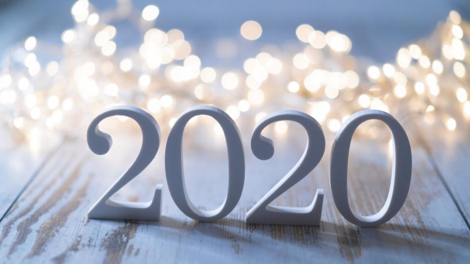 2020 година