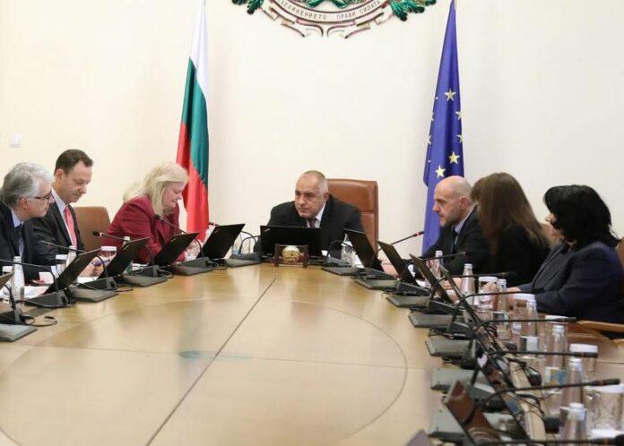Бойко Борисов среща с експерти