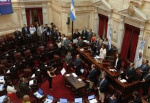 парламент, Аржентина, депутати