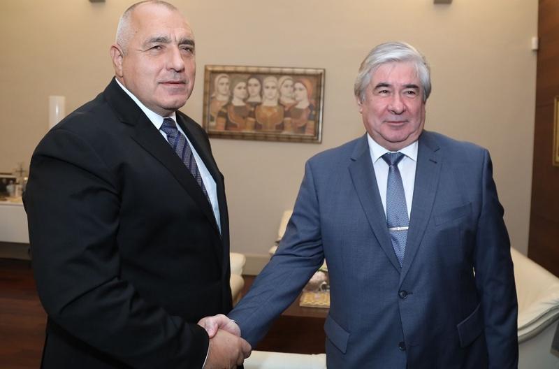 Бойко Борисов, Алексей Макаров