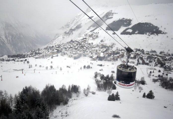 Алпи, Франция