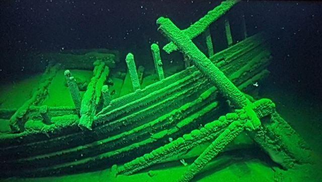 римски кораб
