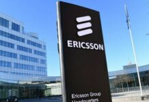 Ериксон, телекомуникации